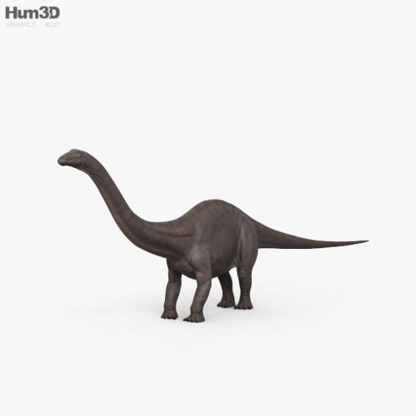 Brontosaurus HD