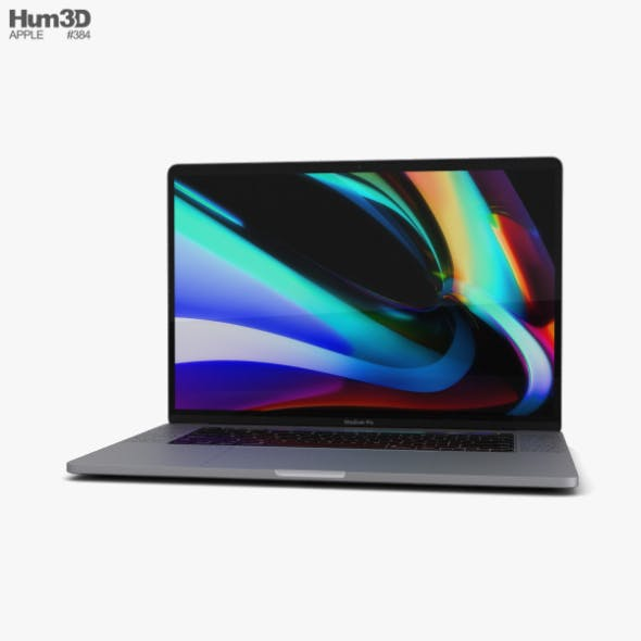 Apple MacBook Pro 16 inch Space Gray