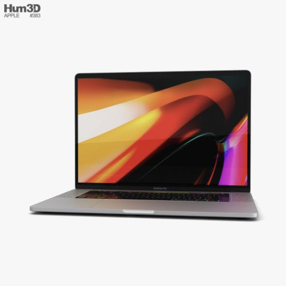 Apple MacBook Pro 16 inch (2019) Silver
