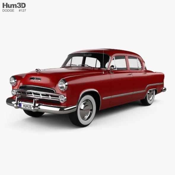 Dodge Coronet sedan 1953