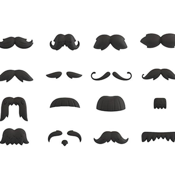 Mustache Pack