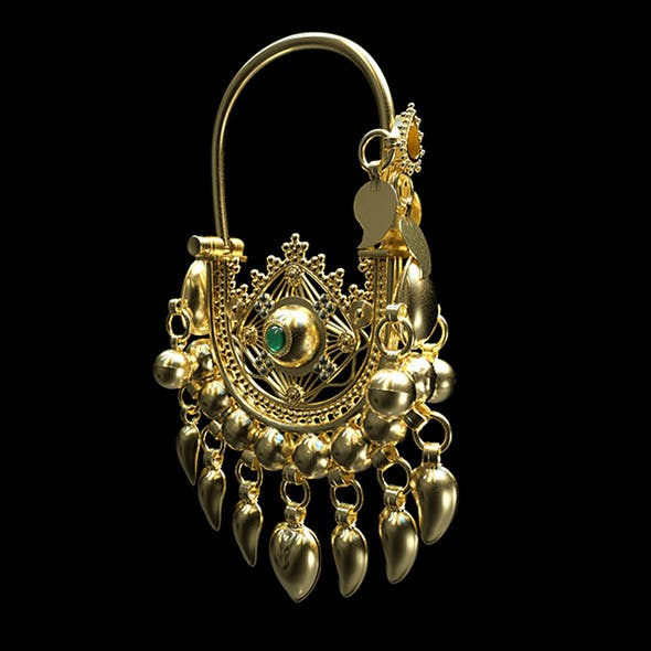 ancient earing