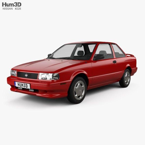 Nissan Sentra SE-R coupe 1990