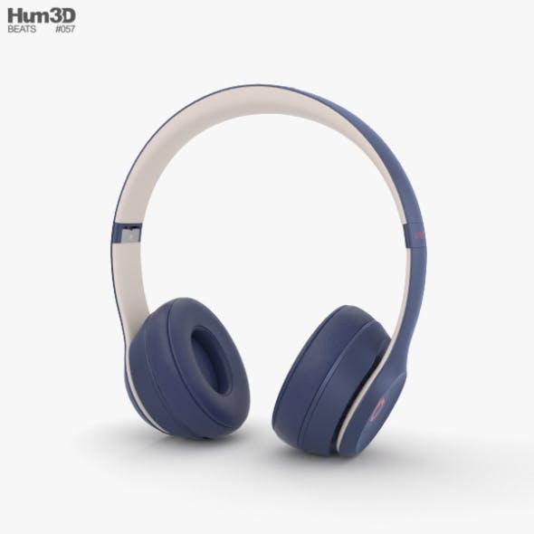 Beats Solo 3 Wireless Navy