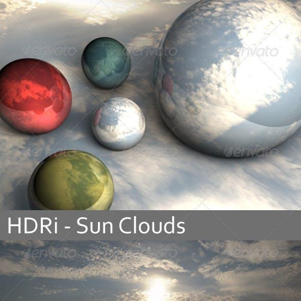 HDRi - Sun Clouds - 3DOcean Item for Sale