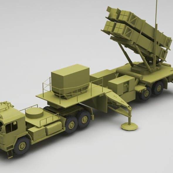 military missle launcher