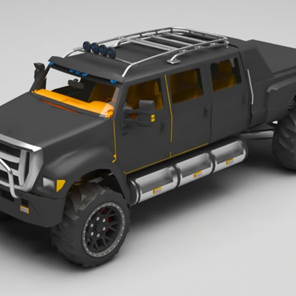 SUV Truck