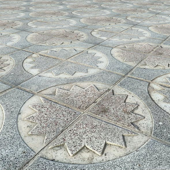 Mosaic 1 Texture