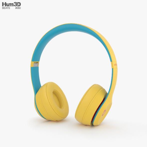 Beats Solo 3 Wireless Yellow
