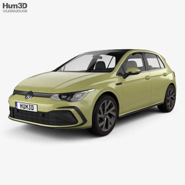 Volkswagen Golf R-Line 5-door hatchback 2020
