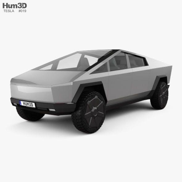 Tesla Cybertruck 2019