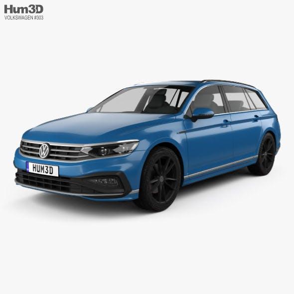 Volkswagen Passat variant R-line 2019