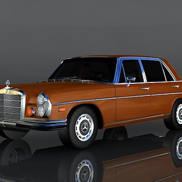 1972 Mercedes-Benz 300