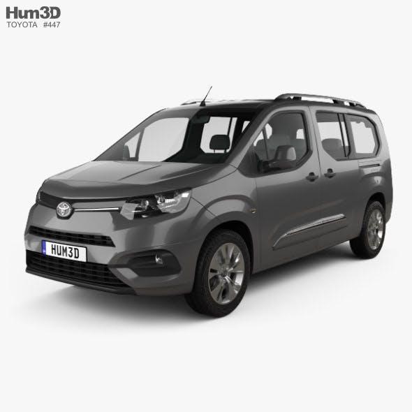 Toyota ProAce City Verso L2 2019