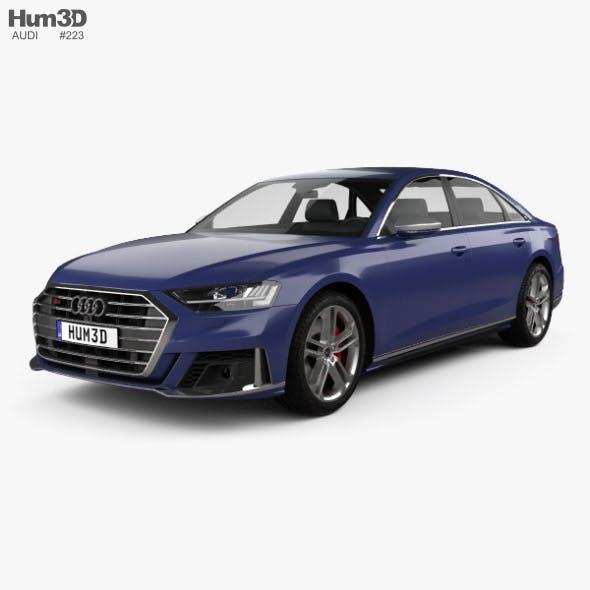 Audi S8 L 2020