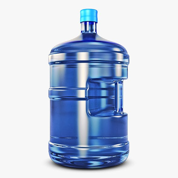 Water Bottle Container v 1