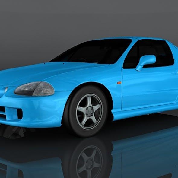 1995 Honda CR-X
