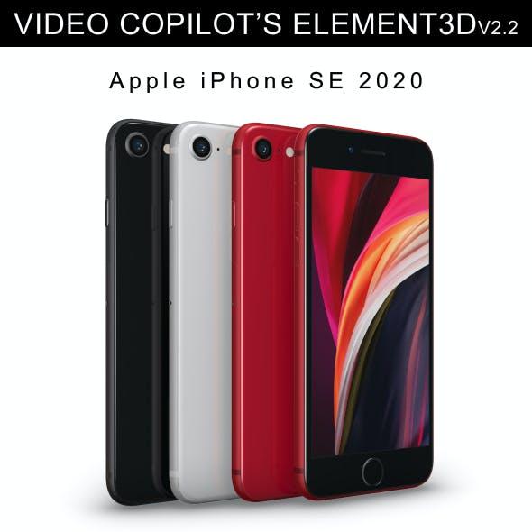 Element3D - iPhone SE 2020