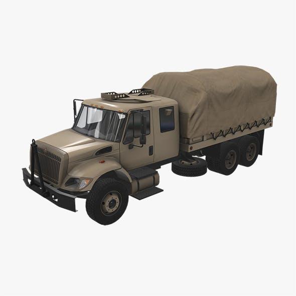 Military Truck Beige