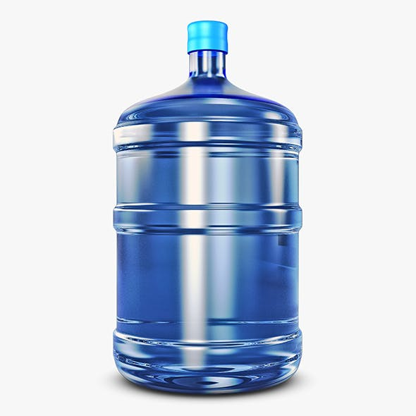 Water Bottle Container v 2