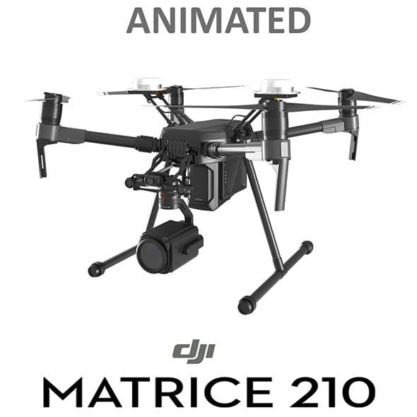 DJI Matrice 210 RTK - 3DOcean Item for Sale