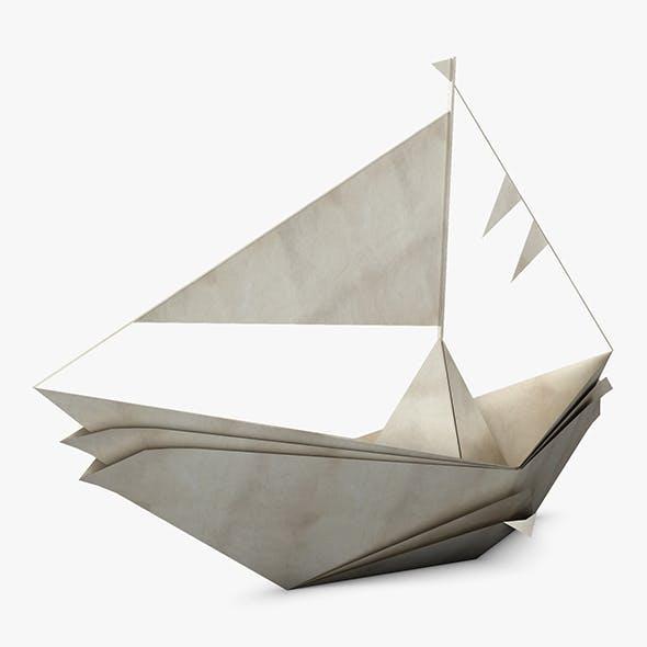 Boat Paper v 1