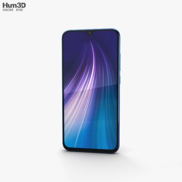 Xiaomi Redmi Note 8 Neptune Blue