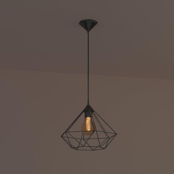 Loft style lamp