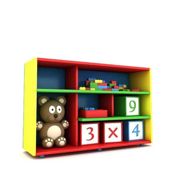 Child Room Closet