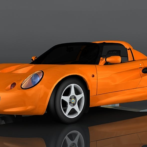 1999 Lotus Elise