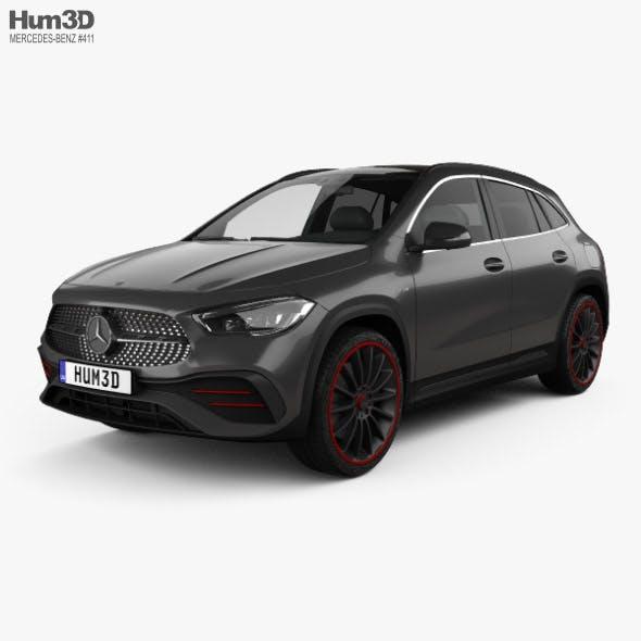 Mercedes-Benz GLA-class AMG-Line Edition 1 2020