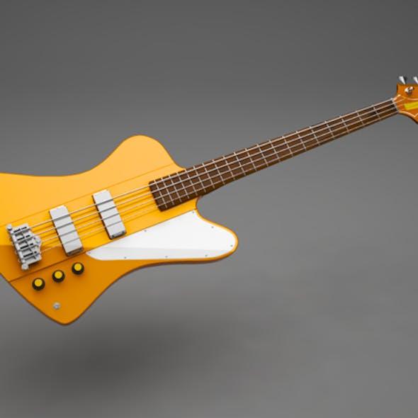 guitar thunderbird