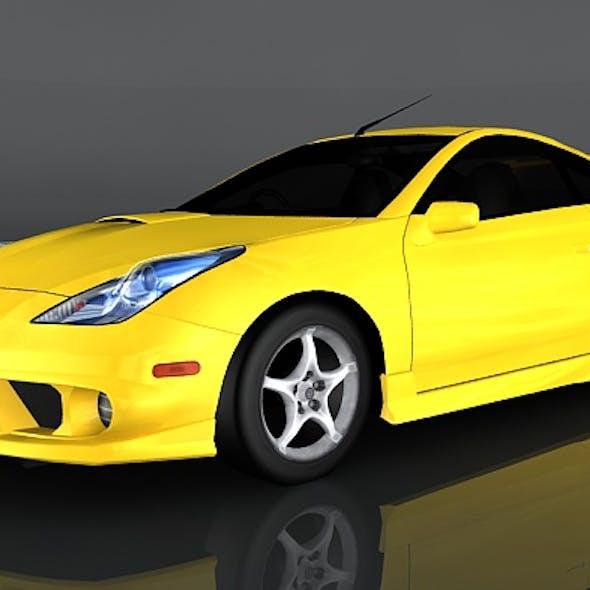 Toyota Celica SS-I