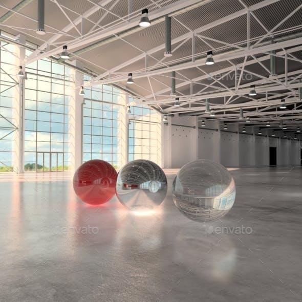 Pavilion Expo VDNKH - 3DOcean Item for Sale