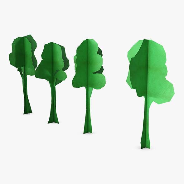 Fagaceae Tree Paper v 1