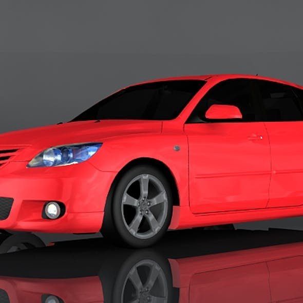 Mazda Axela Sport 23S