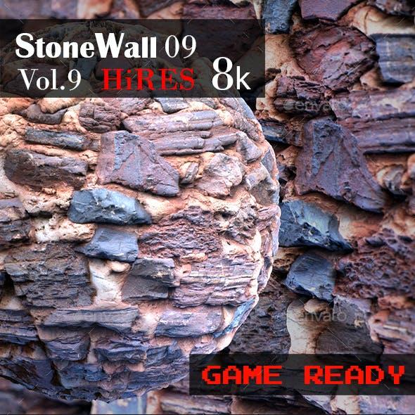 Stone Wall 09