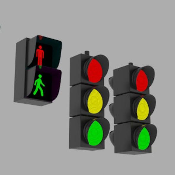 Traffic Lights, Semaphore