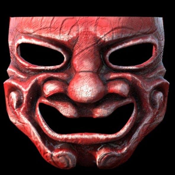 Mask_samurai