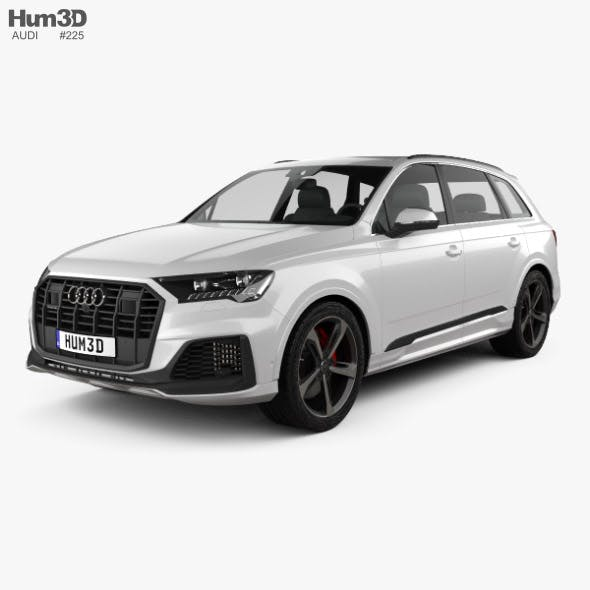 Audi Q7 S-line 2019