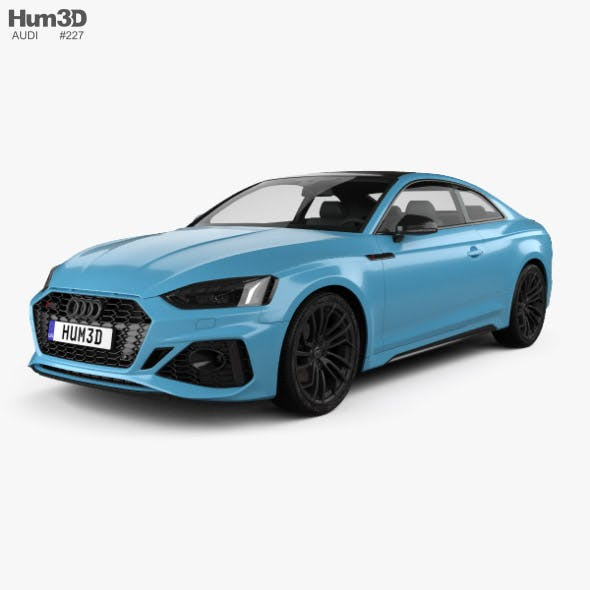 Audi RS5 coupe 2019