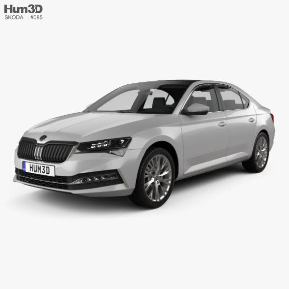 Skoda Superb liftback 2020