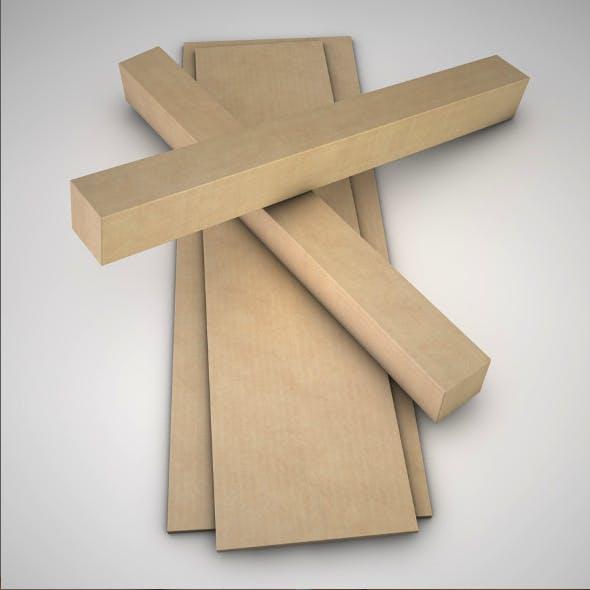 12 C4D Wood Materials