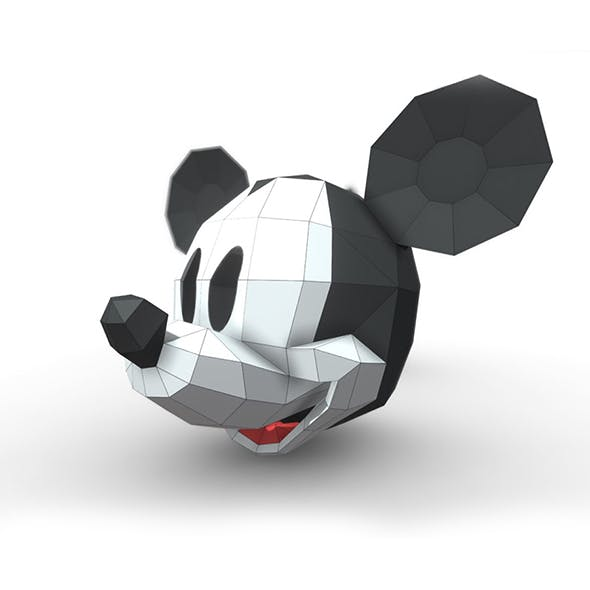 Mickiey Mouse mask