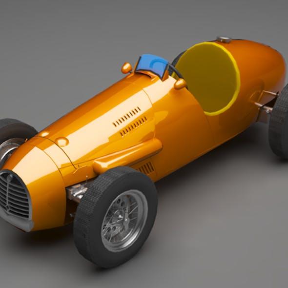 Gordini car