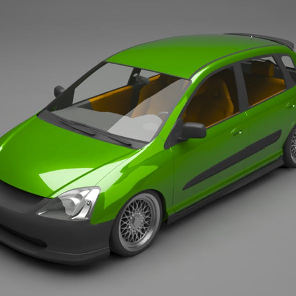Civic car