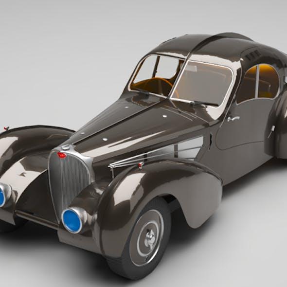 Classic Bugatti