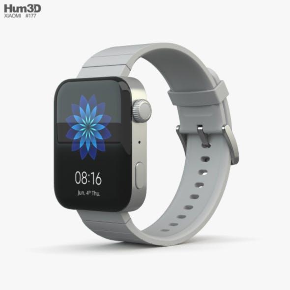 Xiaomi Mi Watch Silver