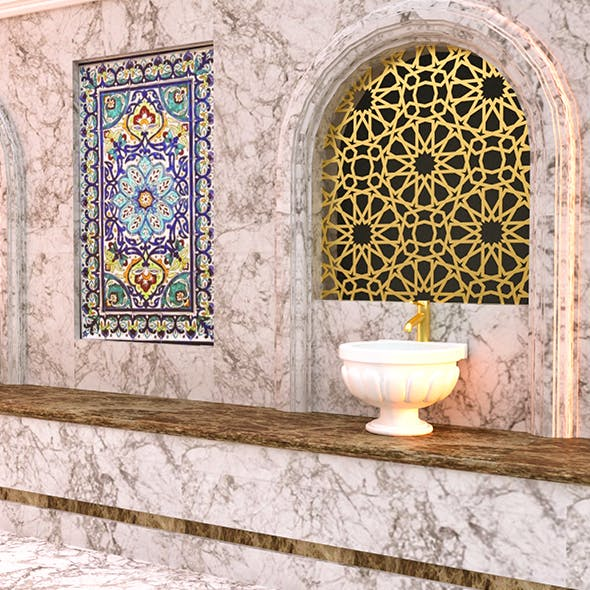 Islamic Bathroom