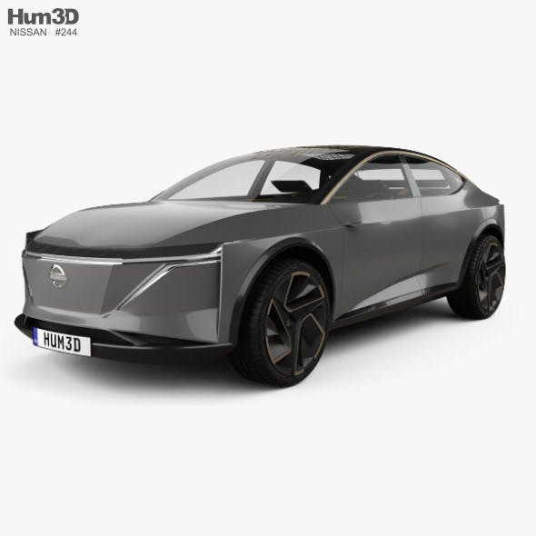 Nissan IMs with HQ interior 2019